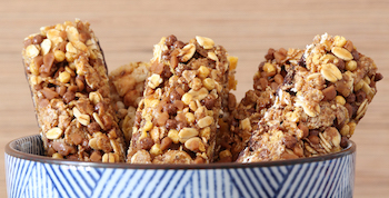 cereal bar-caramel bits