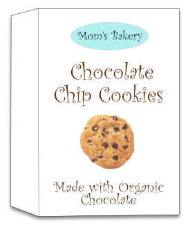 Made With Organic Chocolate