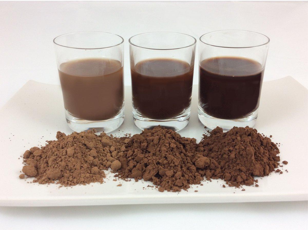 Cocoa Solids Dark Chocolate